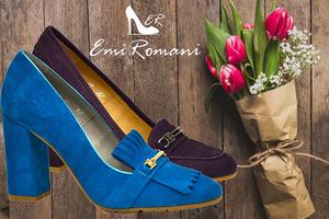 Новая коллекция польской обувь EmiRomani